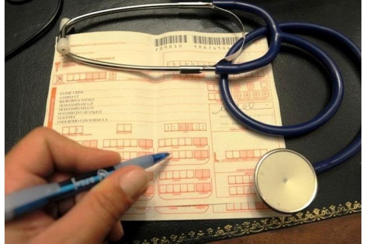 Ricette mediche false per ottenere rimborsi, due arresti in Campania
