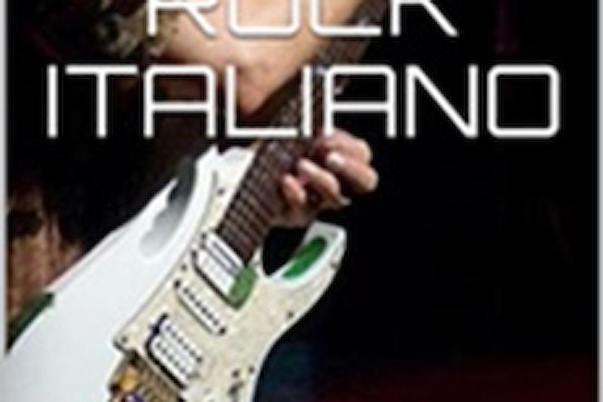 Il libro 'In nome del rock italiano' sarà pubblicato questa estate