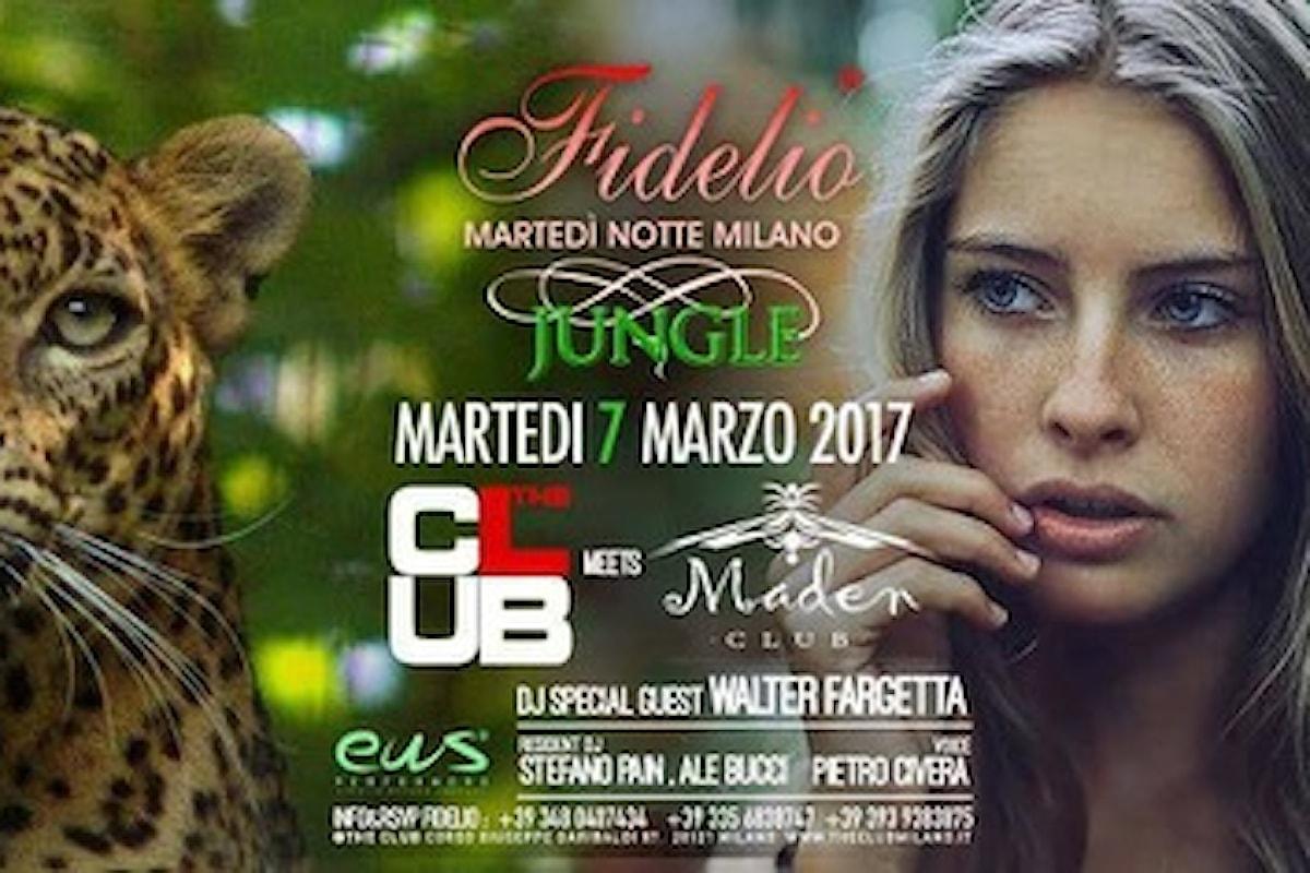 Fidelio Milano @ The Club: 7/3 Fidelio Meets Maden Alghero 14/3 Fidelio Meets Supalova Reunion con Joe T Vannelli 2017