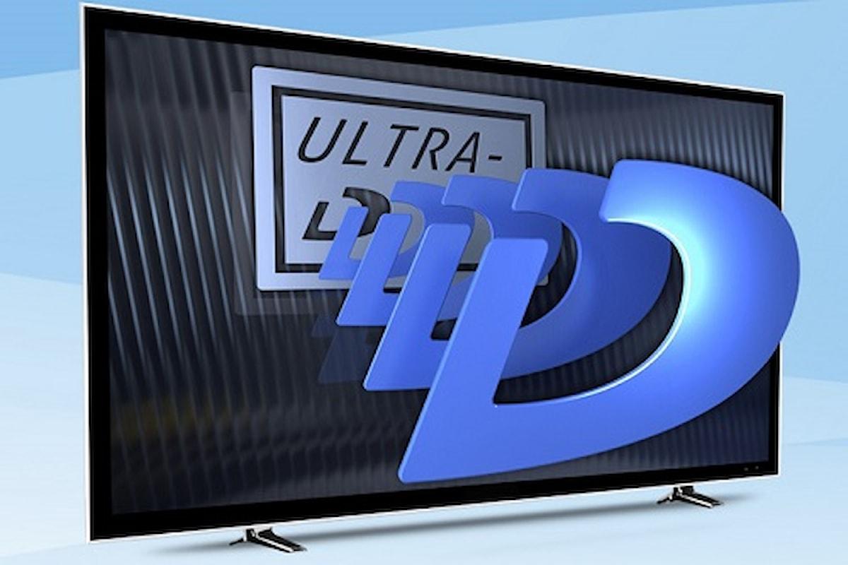 Ultra-D riporterà il 3D sui televisori di casa