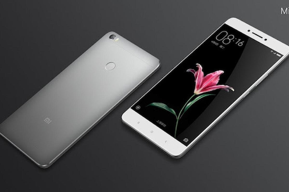 Xiaomi Mi Max, ufficiale , arriva in tre versioni