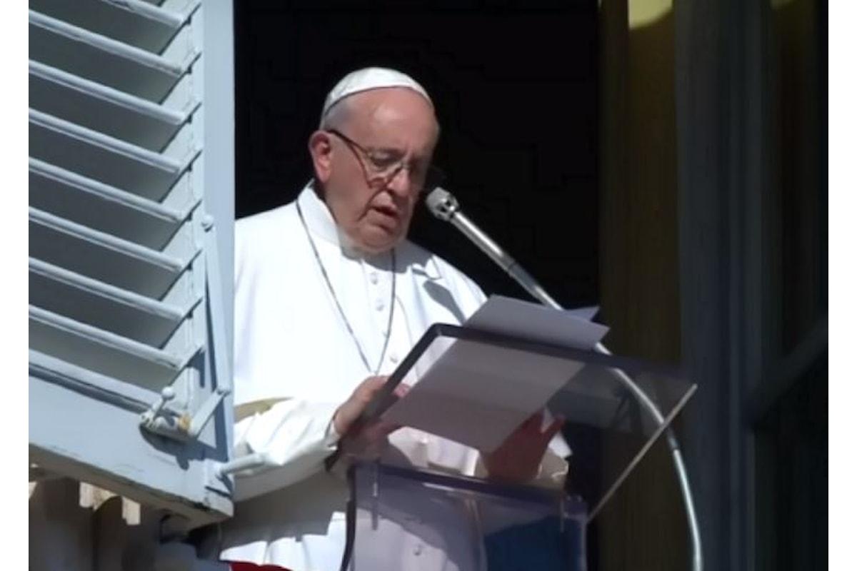 Il Papa per il centenario della fine della Prima Guerra Mondiale: «Respingere la cultura della guerra»