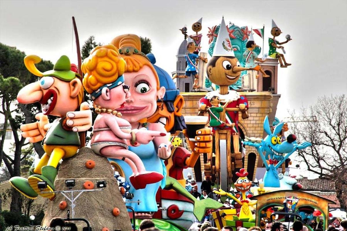 Dieci eventi di Carnevale in arrivo nella regione Marche, scelti per voi!
