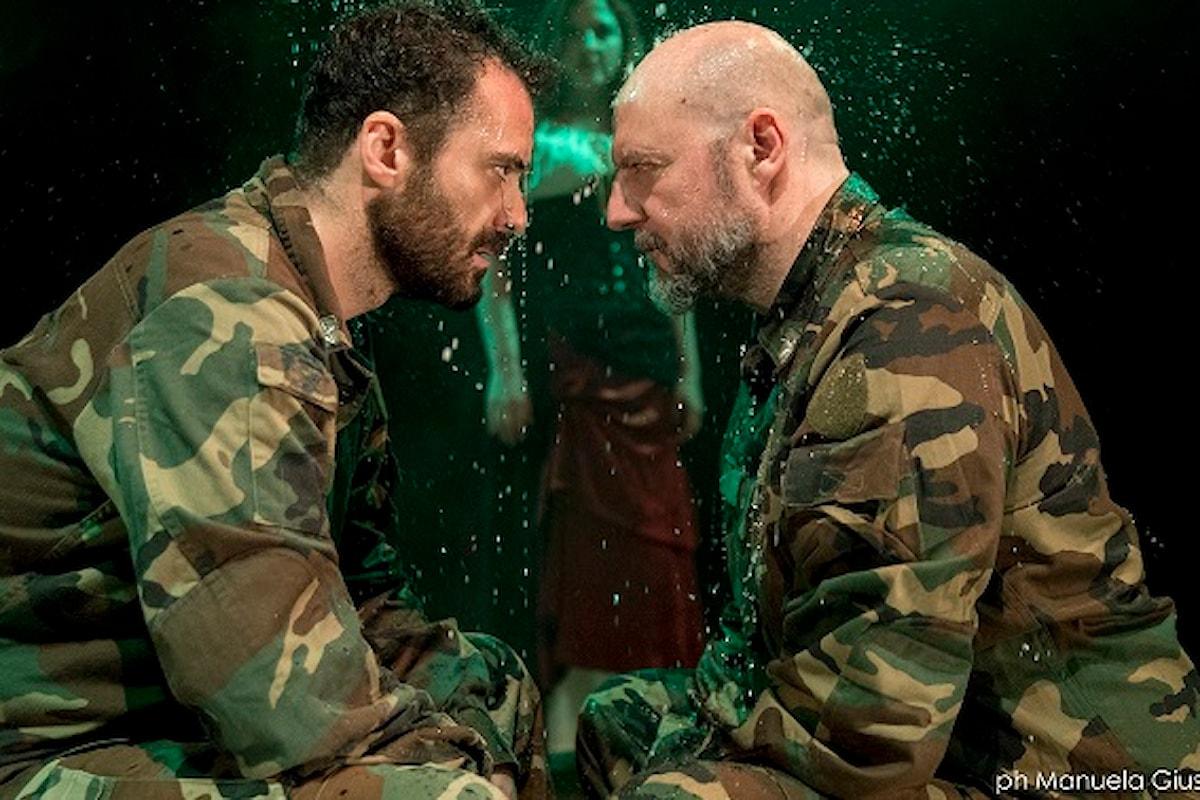 Al Teatro Arcobaleno OTELLO di William Shakespeare con la compagnia Mauri-Sturno