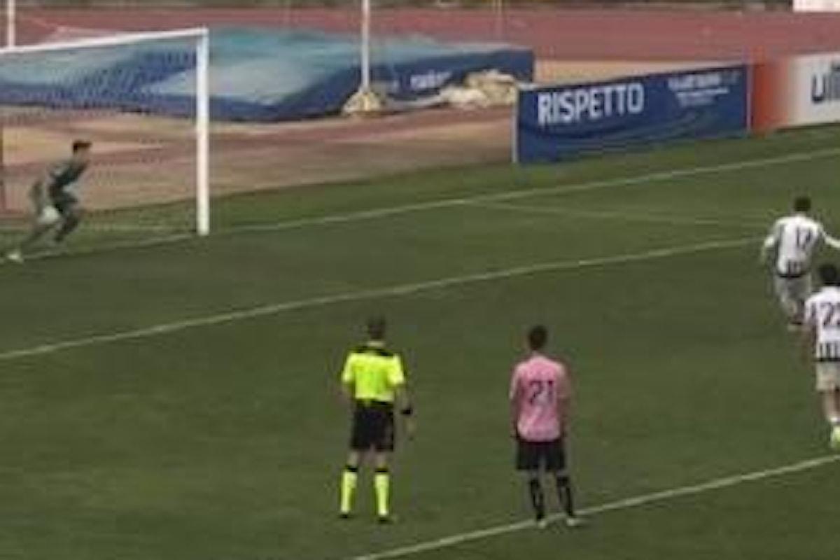 Viareggio, Di Massimo regala la Coppa alla Juve. Col Palermo finisce 3-2. Vedi i gol