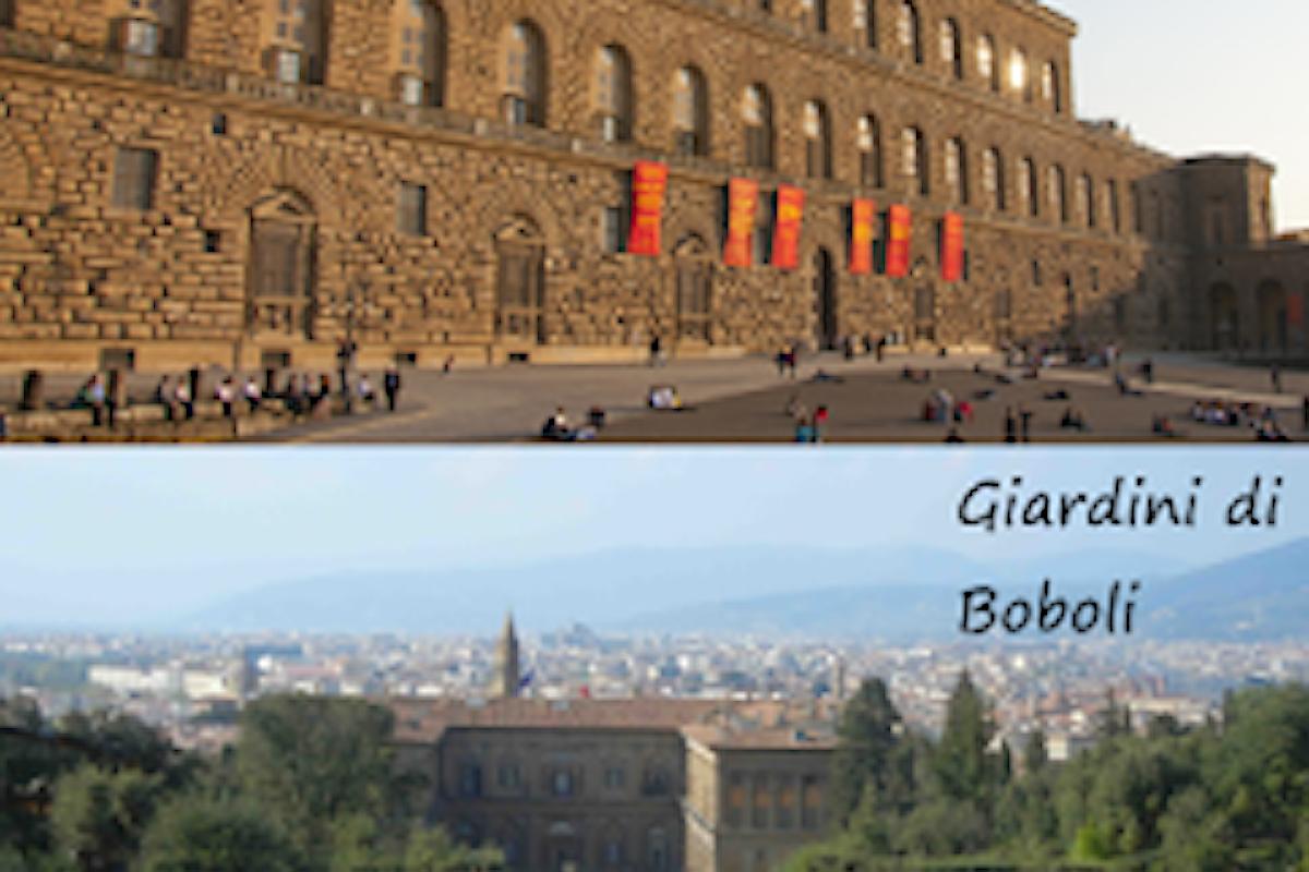 Sconti e Promozioni per Palazzo Pitti e i Giardini di Boboli