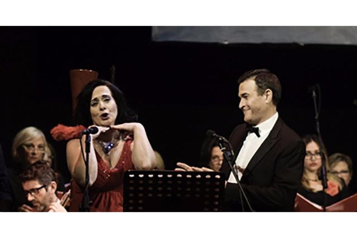 Grande successo del Concerto di Capodanno al Teatro Delle Palme di Napoli