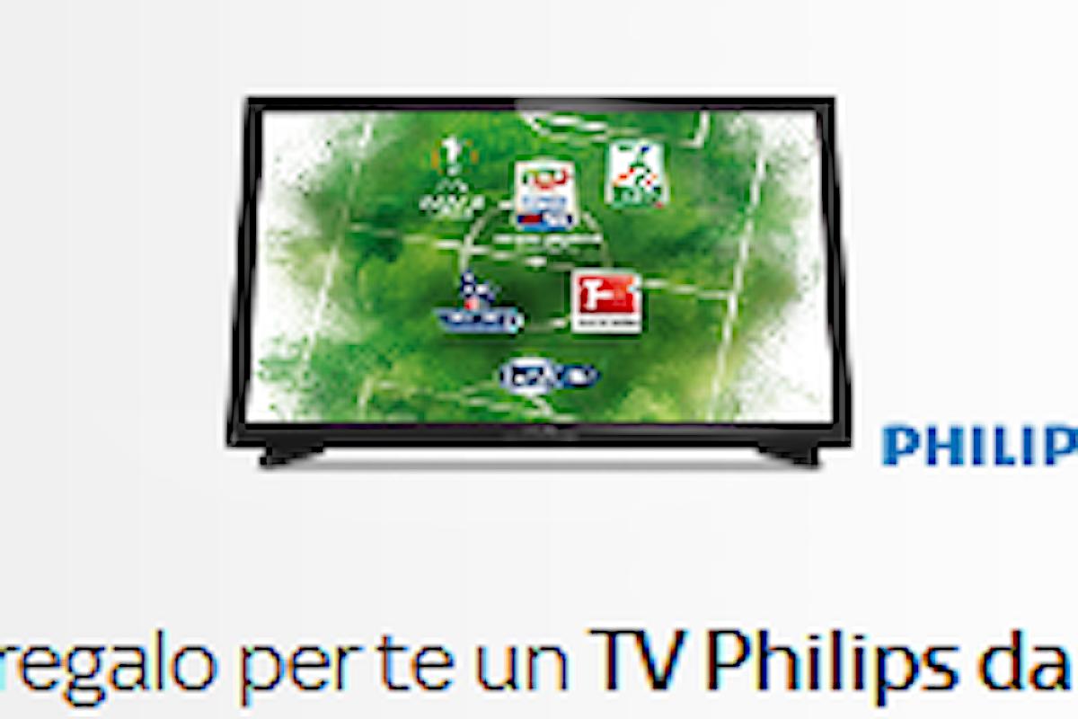 Sky Offerte Settembre 2016: TV Philips 32 in Regalo