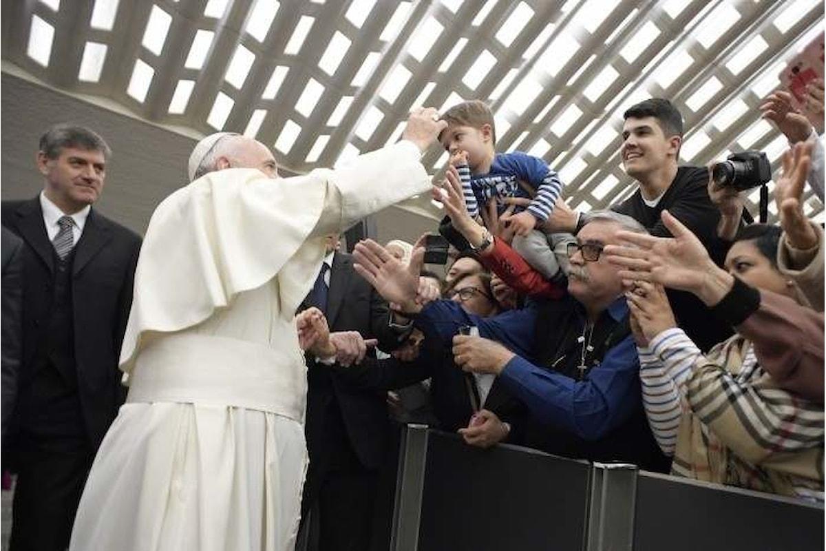 La prima udienza del Papa dopo il Giubileo. Consigliare ed insegnare gli argomenti della catechesi