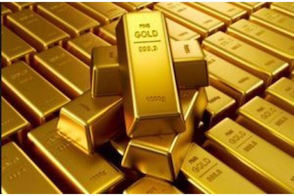 Oro, un'indagie di Reuters preannuncia un 2017 positivo