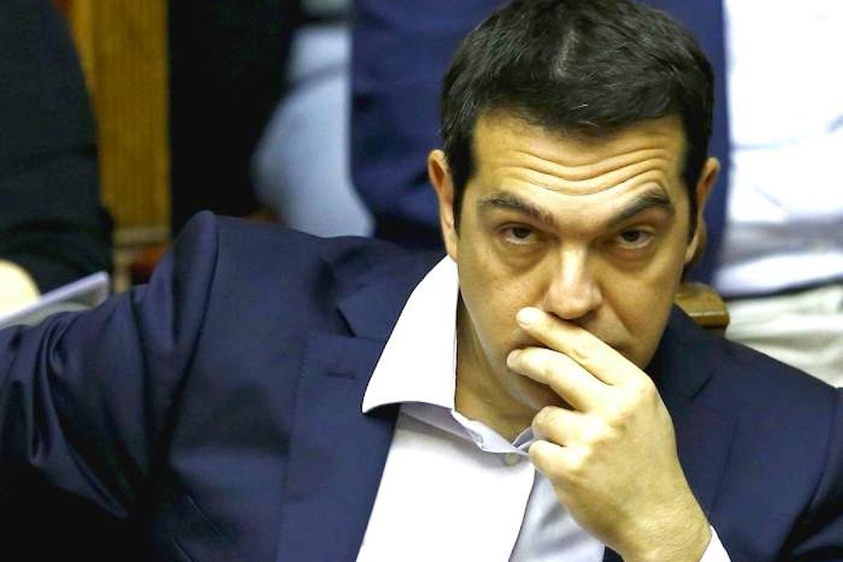 La Grecia continua ad essere un problema con la troika che vuole più austerità