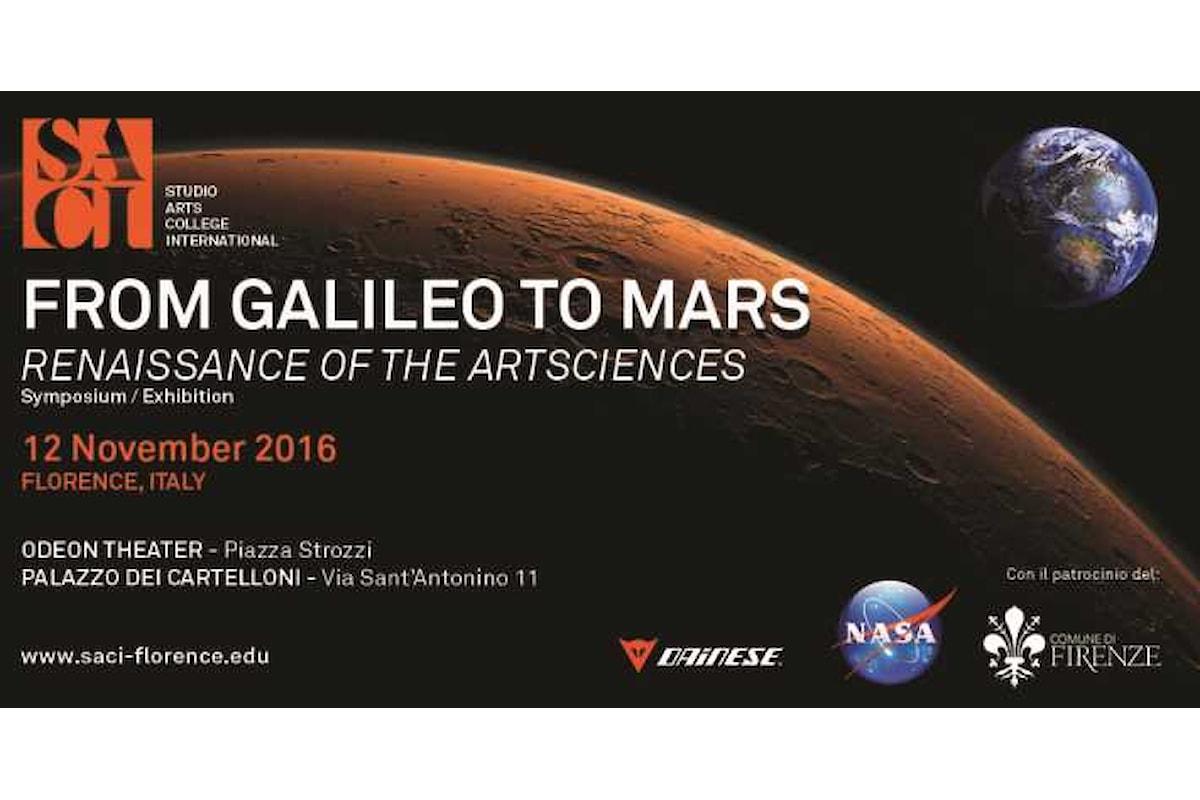 Il 12 novembre, a Firenze, un convegno illustra il connubio tra scienza e design finalizzato alle missioni spaziali