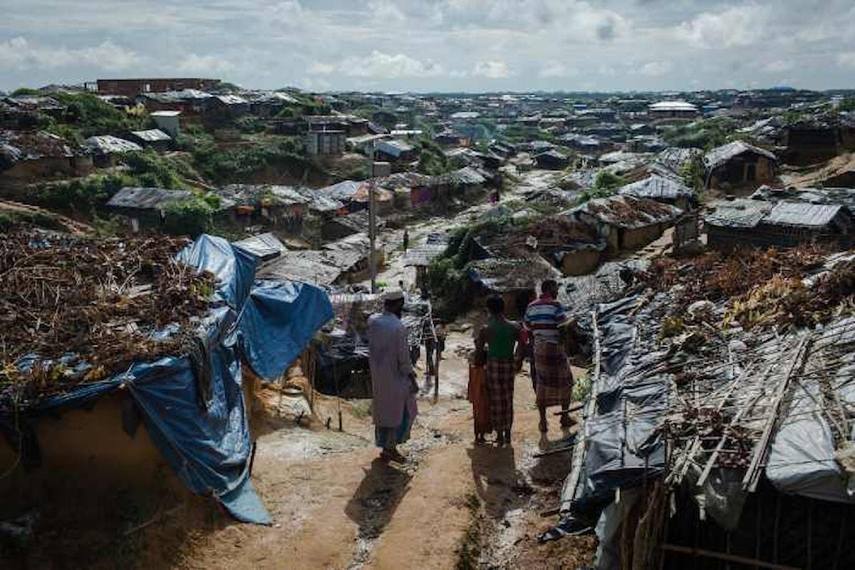 Prosegue, con conseguenze sempre più drammatiche, la fuga dei Rohingya dal Myanmar