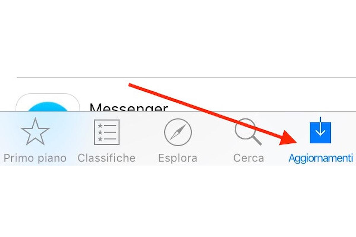 Aggiornare la crittografia WhatsApp su iPhone