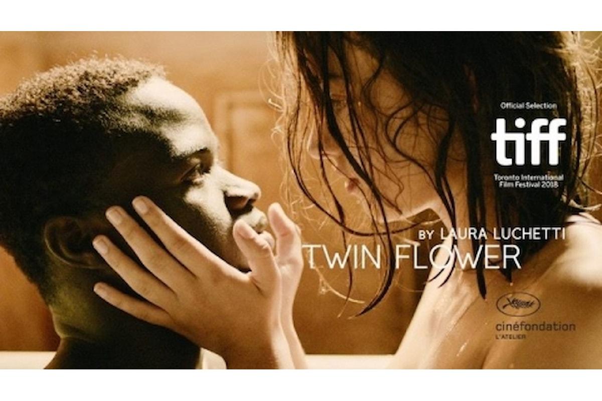 Consensi al Tiff43 per Laura Luchetti regista di Fiore gemello (Twin flower)