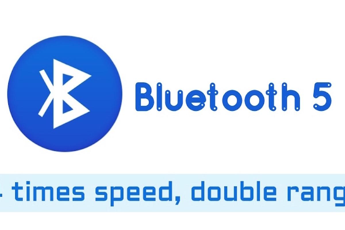 Bluetooth 5: arriverà la settimana prossima con doppio range e velocità quadruplicata   Surface Phone italia