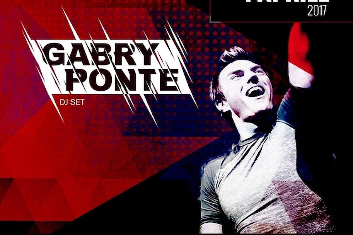 1/4 Gabry Ponte dj set @ Made Club di Como... e tanti altri party