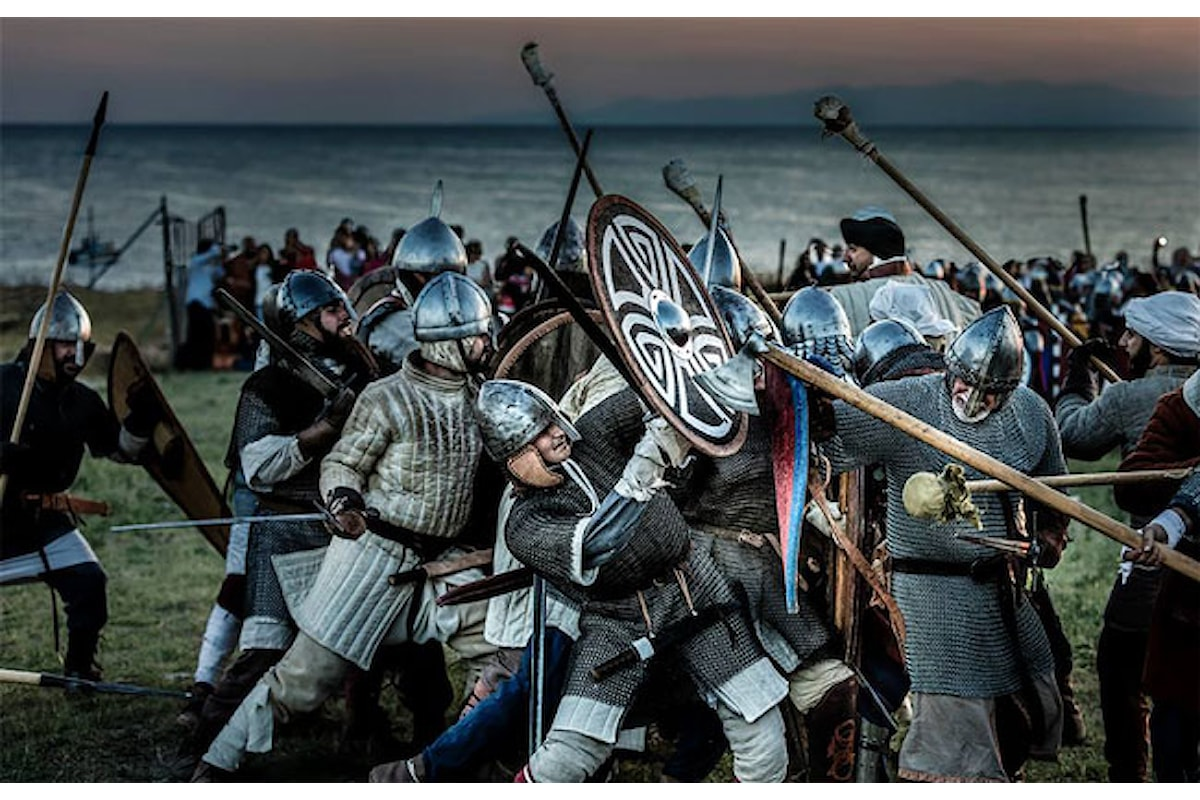Al parco archeologico di Saturo sarà un fine settimana tra tende e cavalieri
