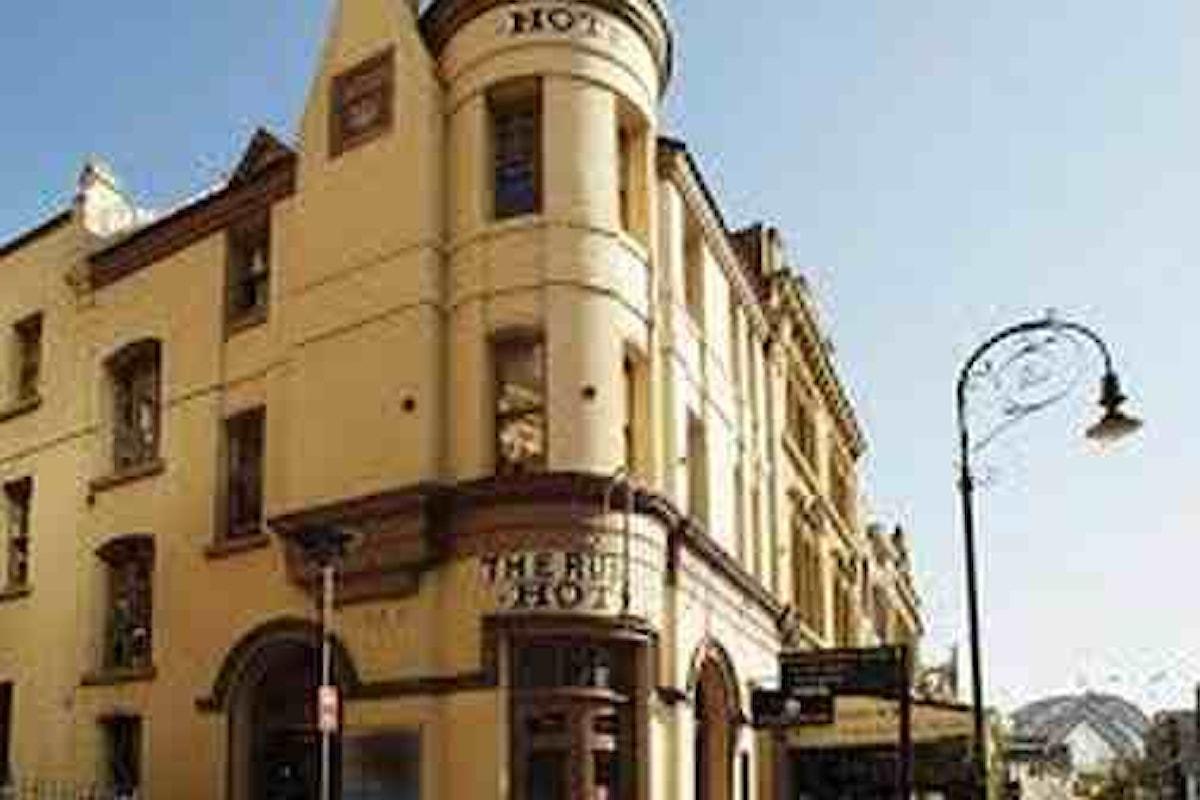 IL RUSSELL HOTEL AUSTRALIA