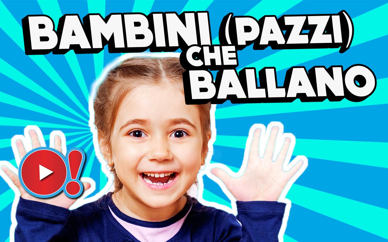 Questi bambini che ballano sono irresistibili!