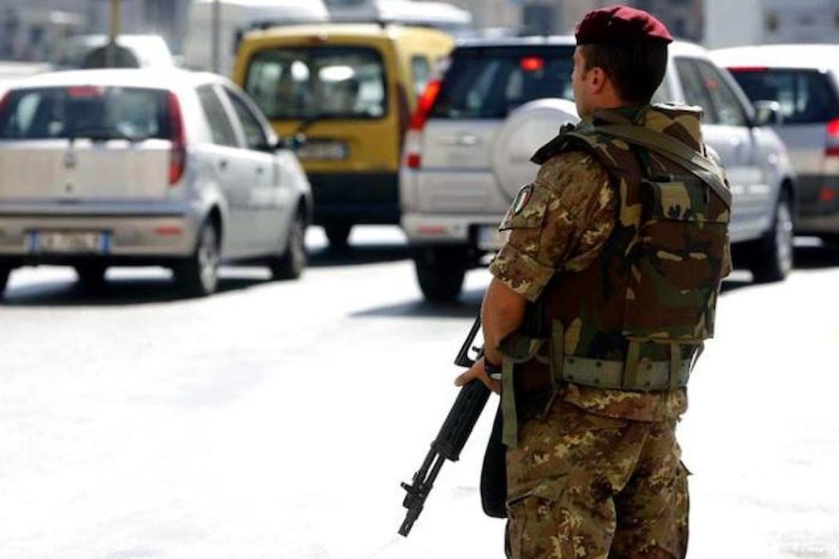 Foggia, cambio di comando al Raggruppamento Puglia dell'Operazione Strade Sicure