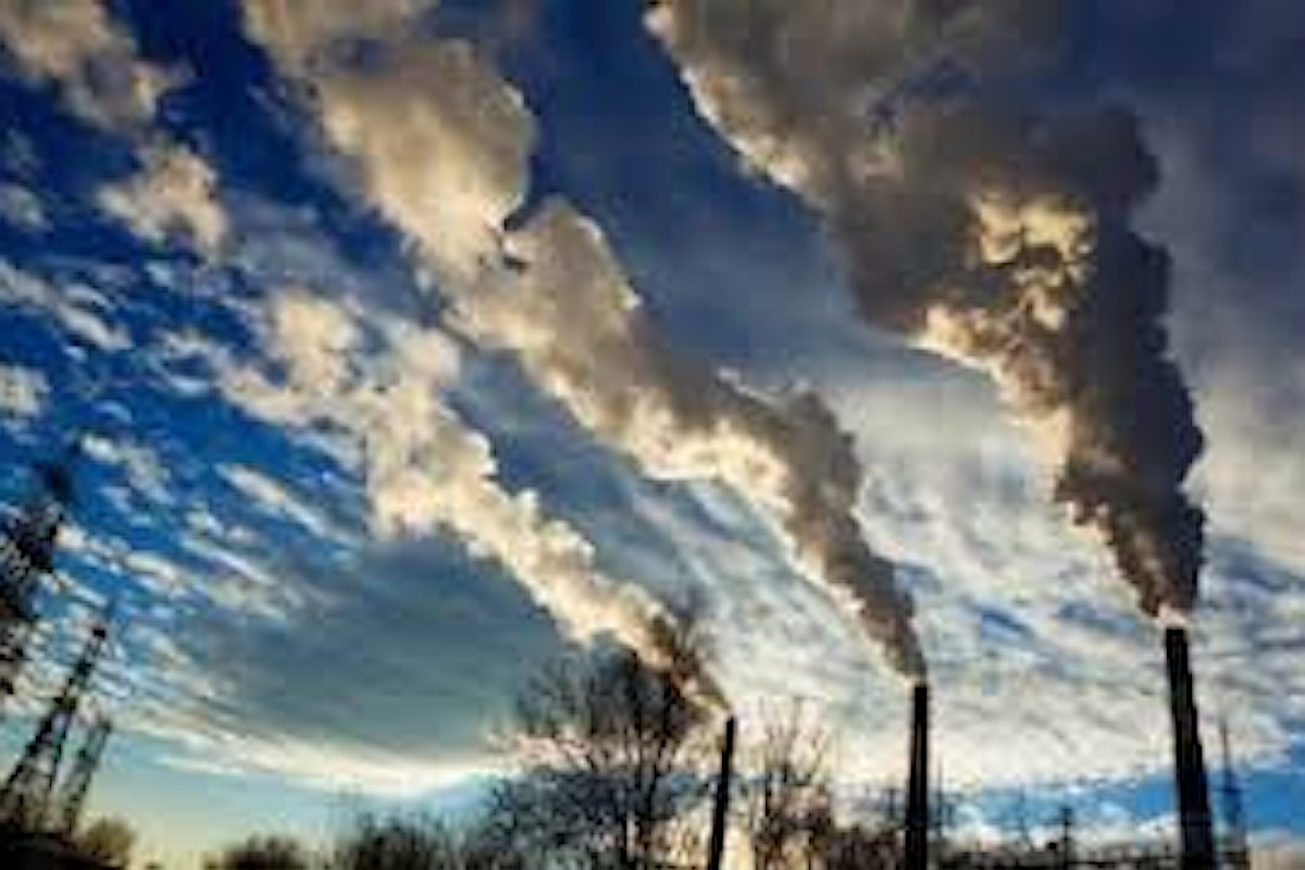 OMS: inquinamento atmosferico provoca 7 milioni di morti l'anno