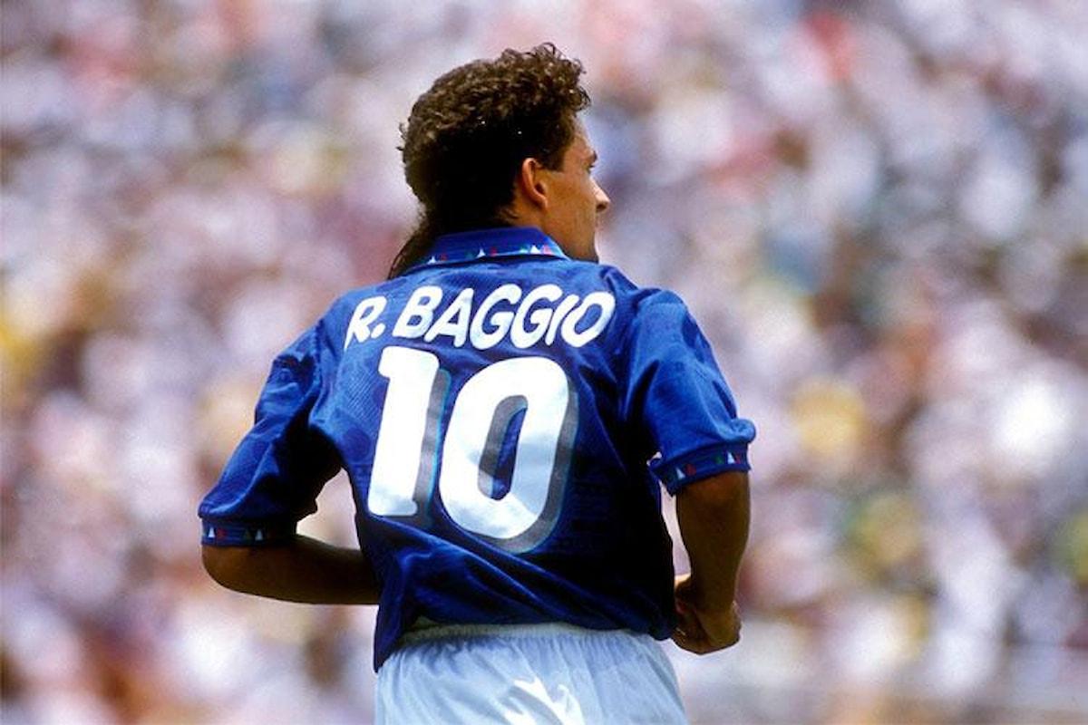 Mezzo secolo di Roberto Baggio, la leggenda del pallone Azzurro