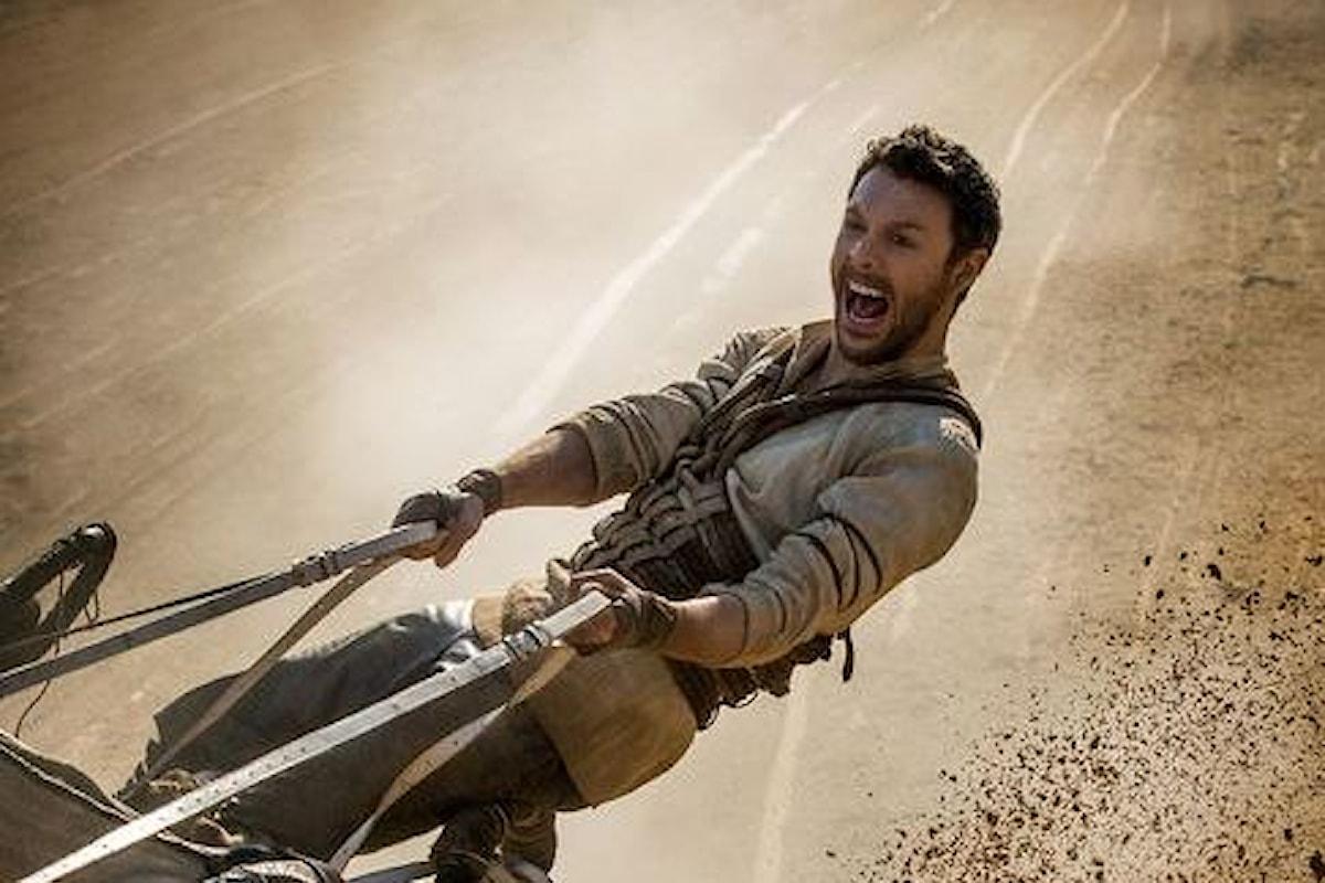 Il trailer in italiano di Ben-Hur, ad agosto al cinema