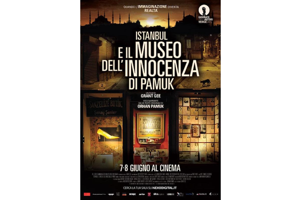 La grande arte al cinema porta su grande schermo un sogno: Istanbul e il museo dell'Innocenza di Pamuk
