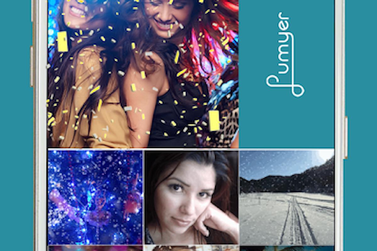 Lumyer | arriva l'app per gli effetti video sulle foto (Android ed iOS)