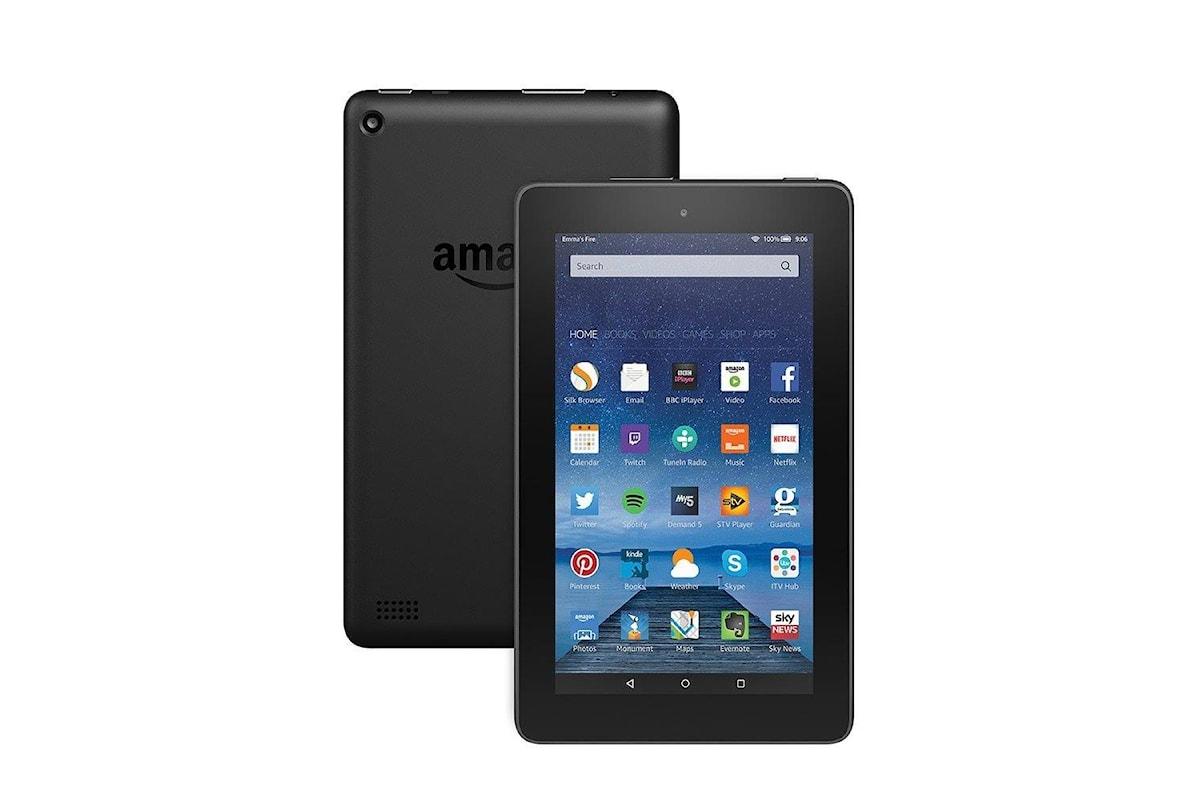 """Super offerta Amazon Fire 7"""" 16GB ad 1 euro Articolo aggiornato"""
