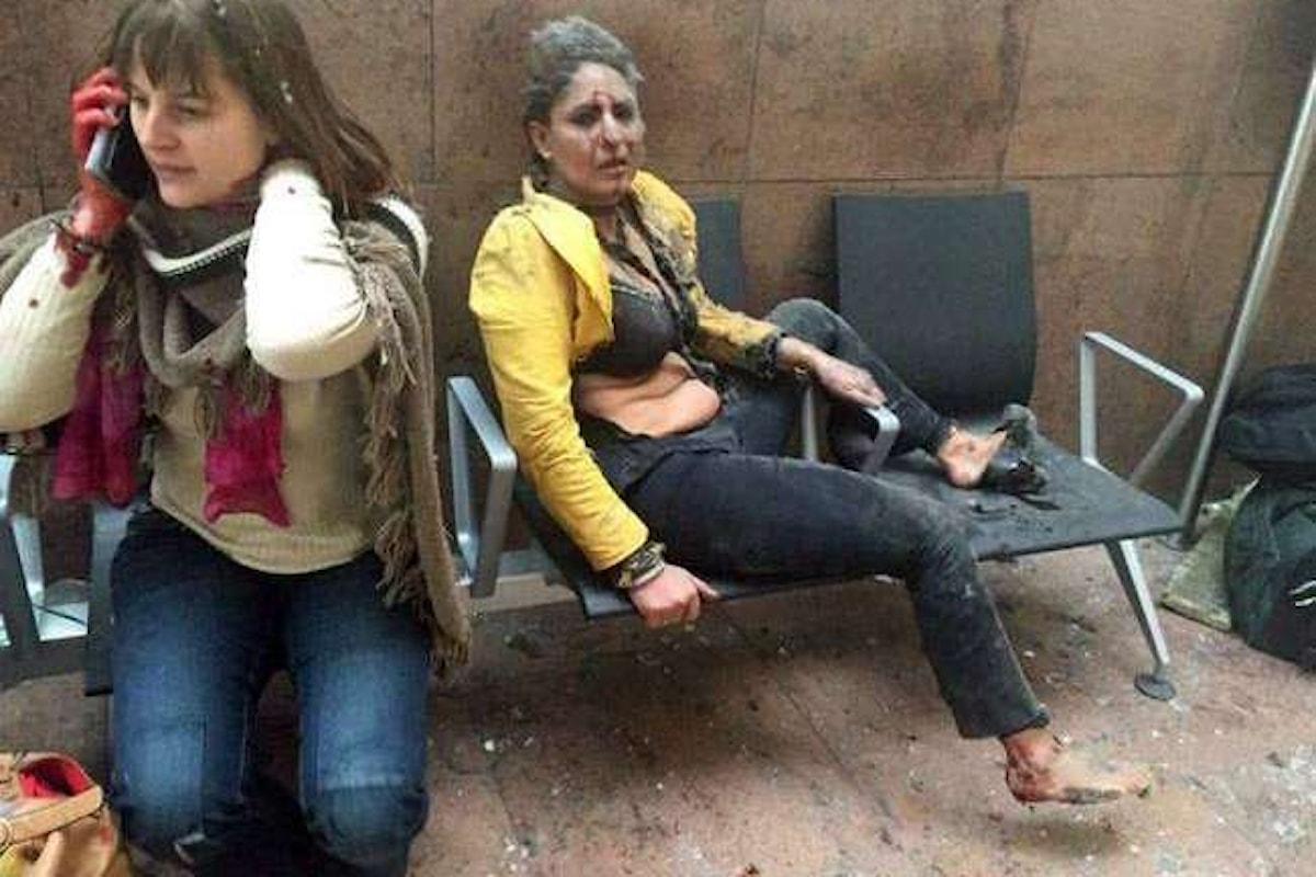 Attentati a Bruxelles. Morti all'aeroporto di Zaventem ed alla metro di Maalbeek