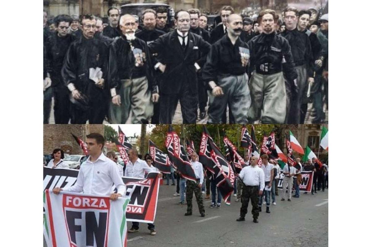 Braccio di ferro tra il Viminale e FN, la manifestazione non ci sarà, ma Fiore non rinuncia al corteo