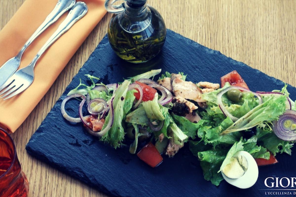 5 sfiziose insalate e con quale vino abbinarle