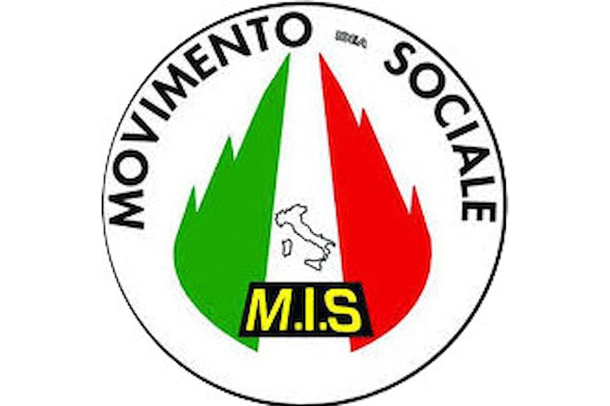 A Caserta Riunione dirigenziale del Movimento Idea Sociale