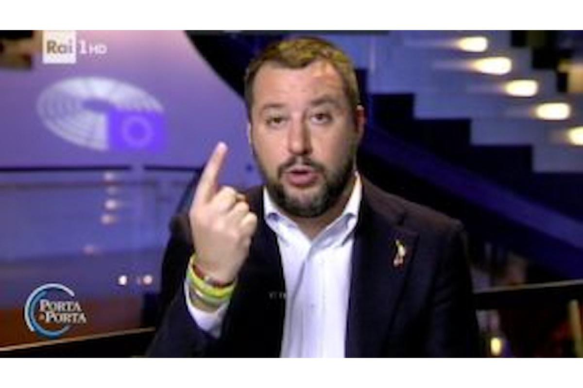 Matteo Salvini, l'augurio di nuove elezioni