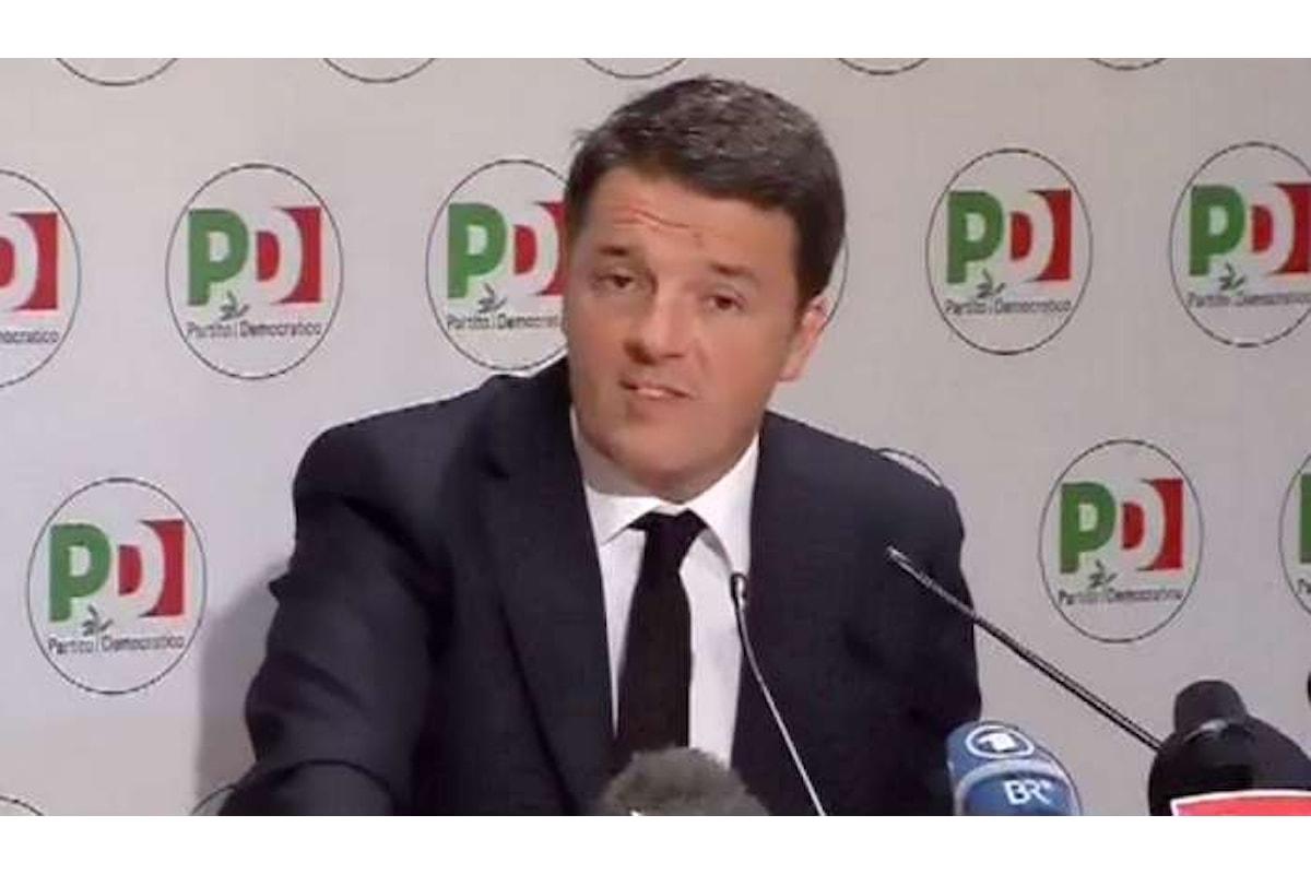 Matteo Renzi si dimetterà da segretario, ma solo per candidarsi a fare di nuovo il segretario del Pd