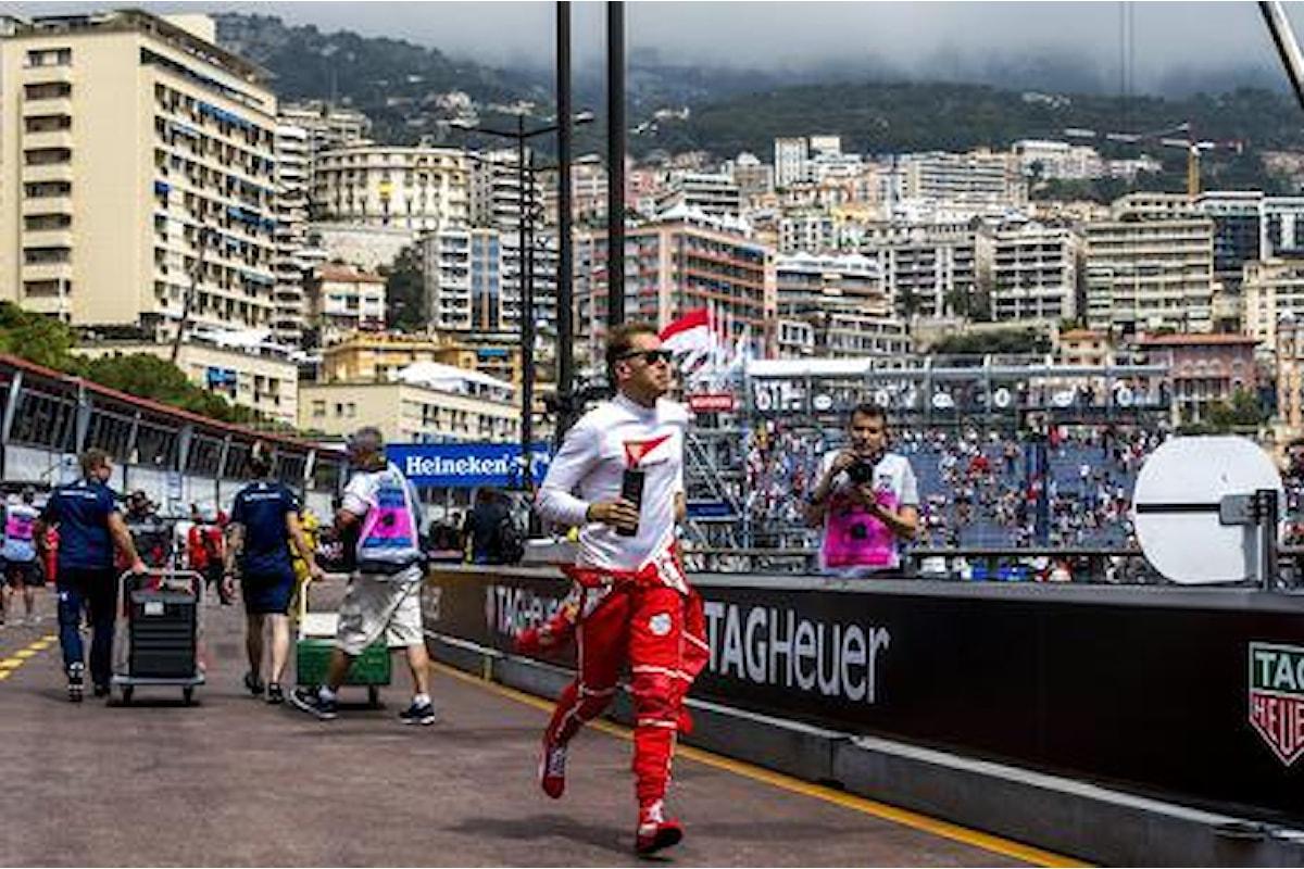 Dove vedere qualifiche e gara GP Monaco F1
