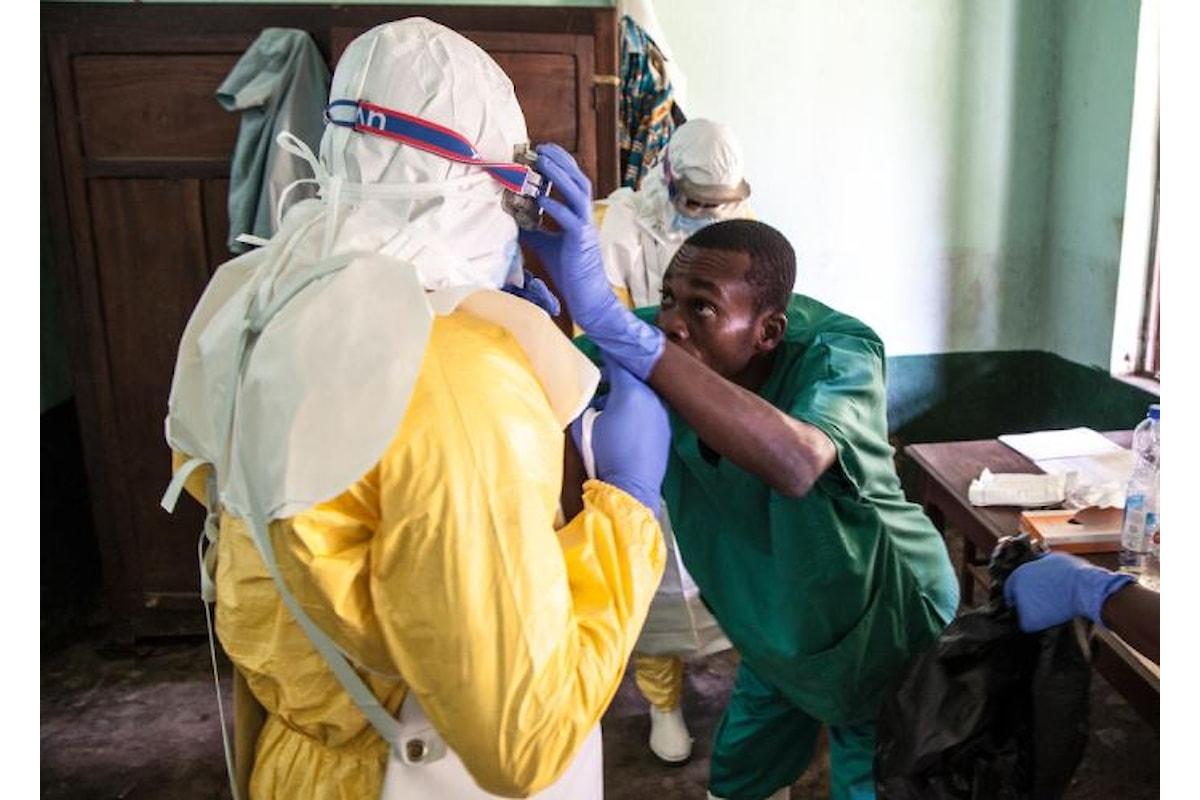 Ebola, in Congo si cerca di contenere la nuova epidemia dopo il primo caso registrato a Mbandaka