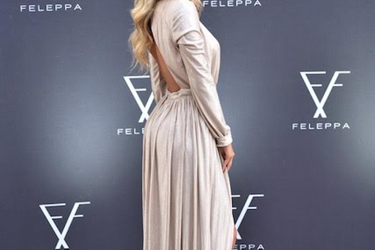 Ludovica Pagani alla Milano Fashion Week