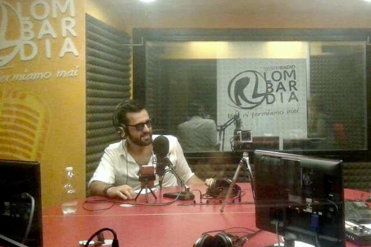 Davide Schioppa torna a Radio Lombardia con il nuovo programma CoachingHour