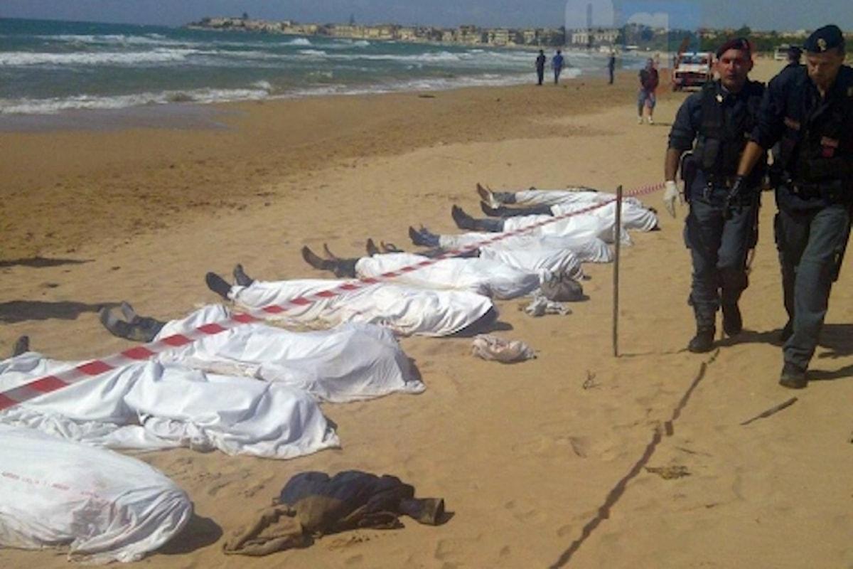 Orrore in Libia: trovati 41 corpi di migranti annegati