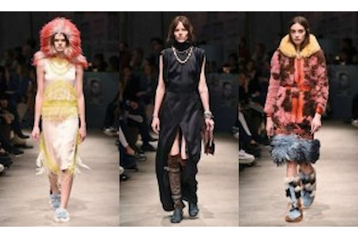Moda, la sfilata femminile firmata Prada