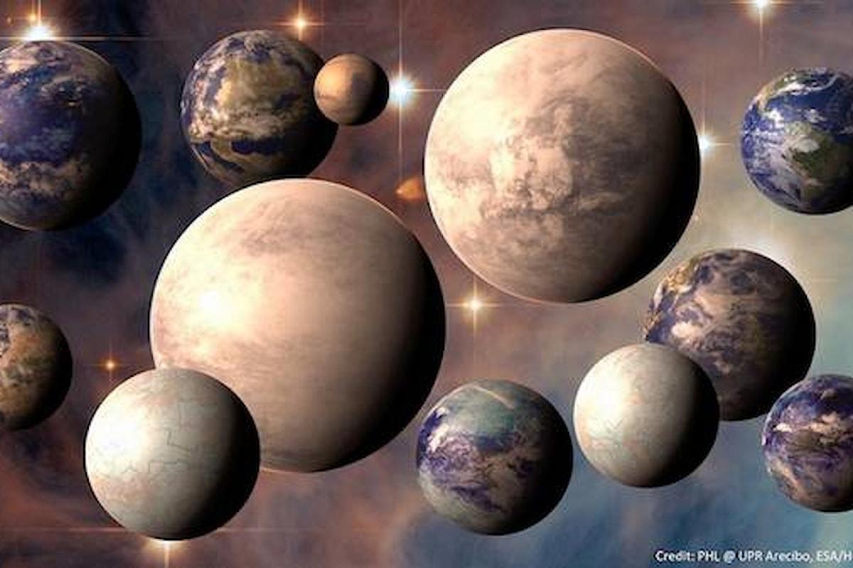 La NASA annuncia la scoperta di un nuovo sistema planetario a 40 anni luce dalla terra
