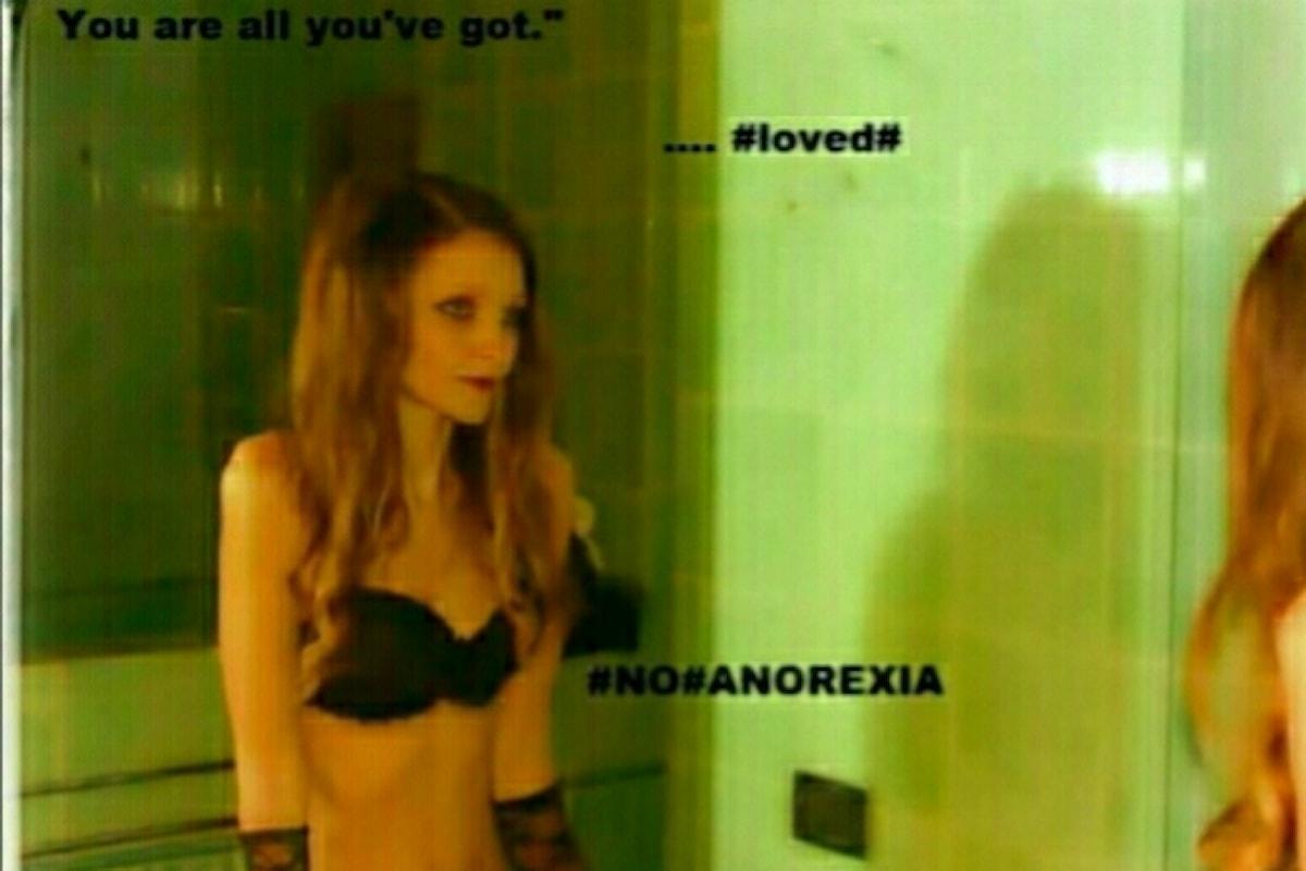 Amati! Grida anche tu #NoAnorressia