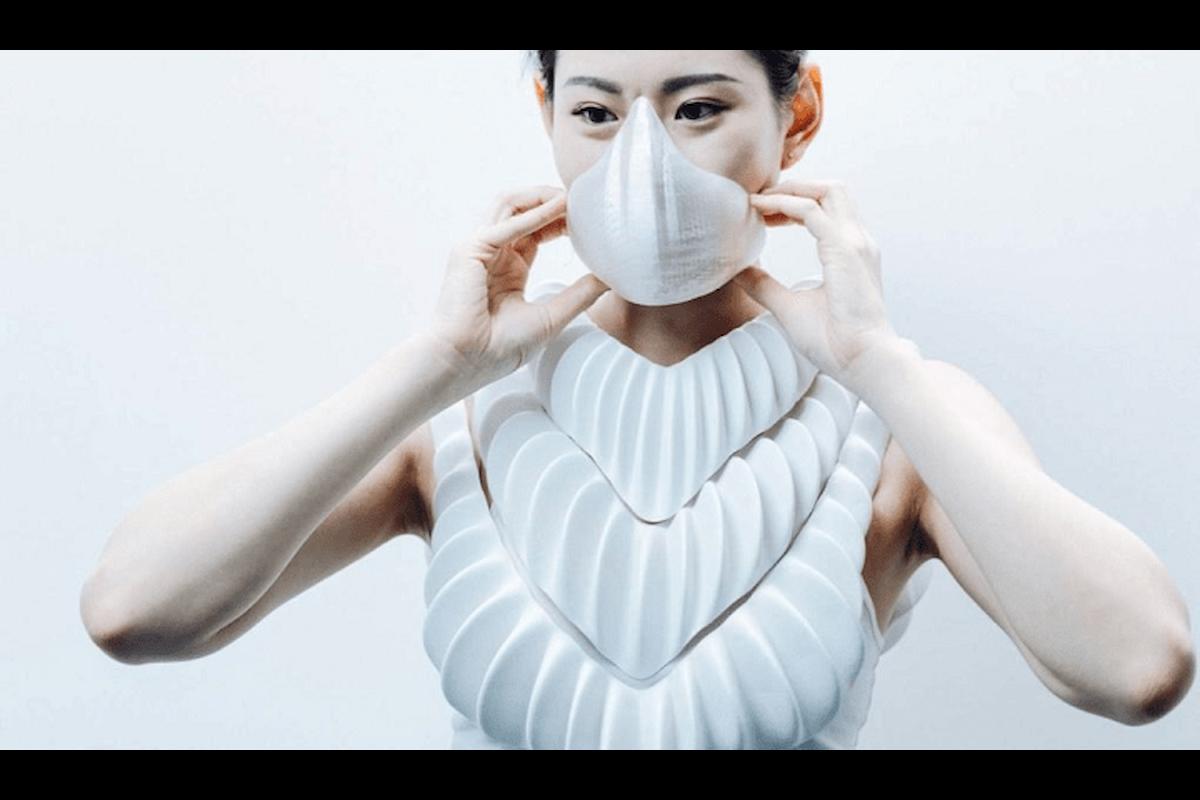 Amphibio: l'abito che permette di respirare sott'acqua