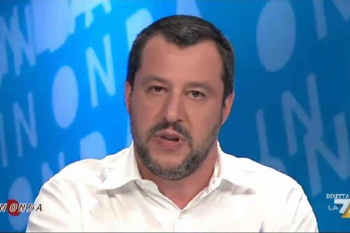 Matteo Salvini ed il suo personalissimo rispetto della legalità