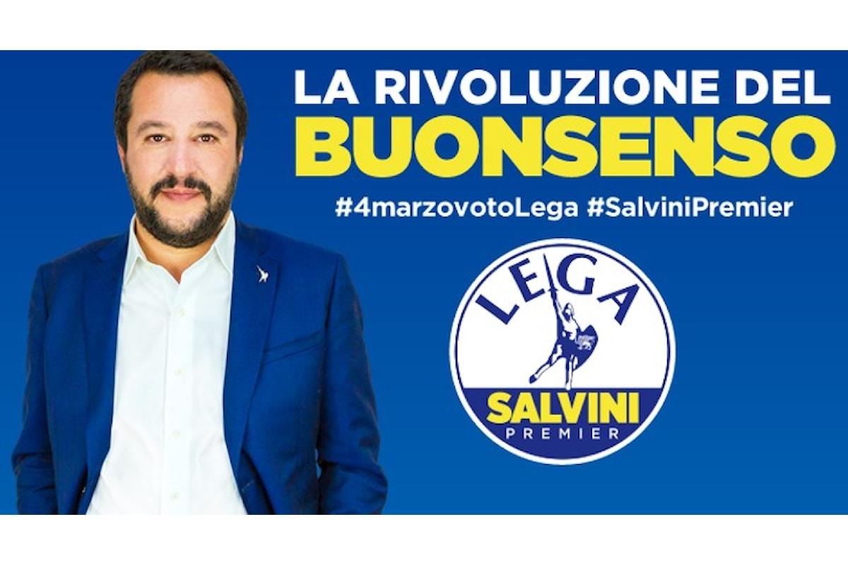 Salvini, Berlusconi e la singolare alleanza nel centrodestra