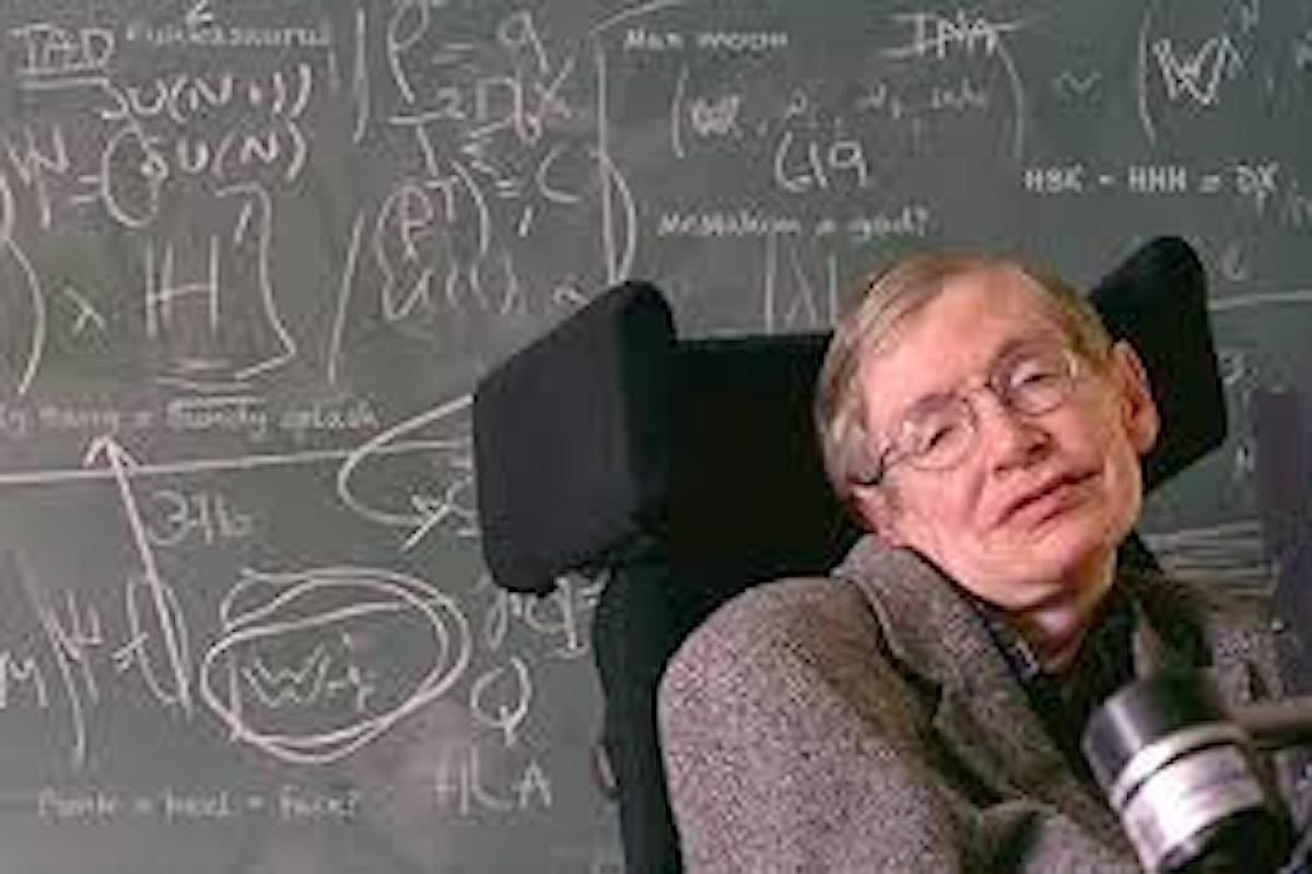 Nemmeno uno scienziato come Stephen Hawking si spiega il successo di Trump