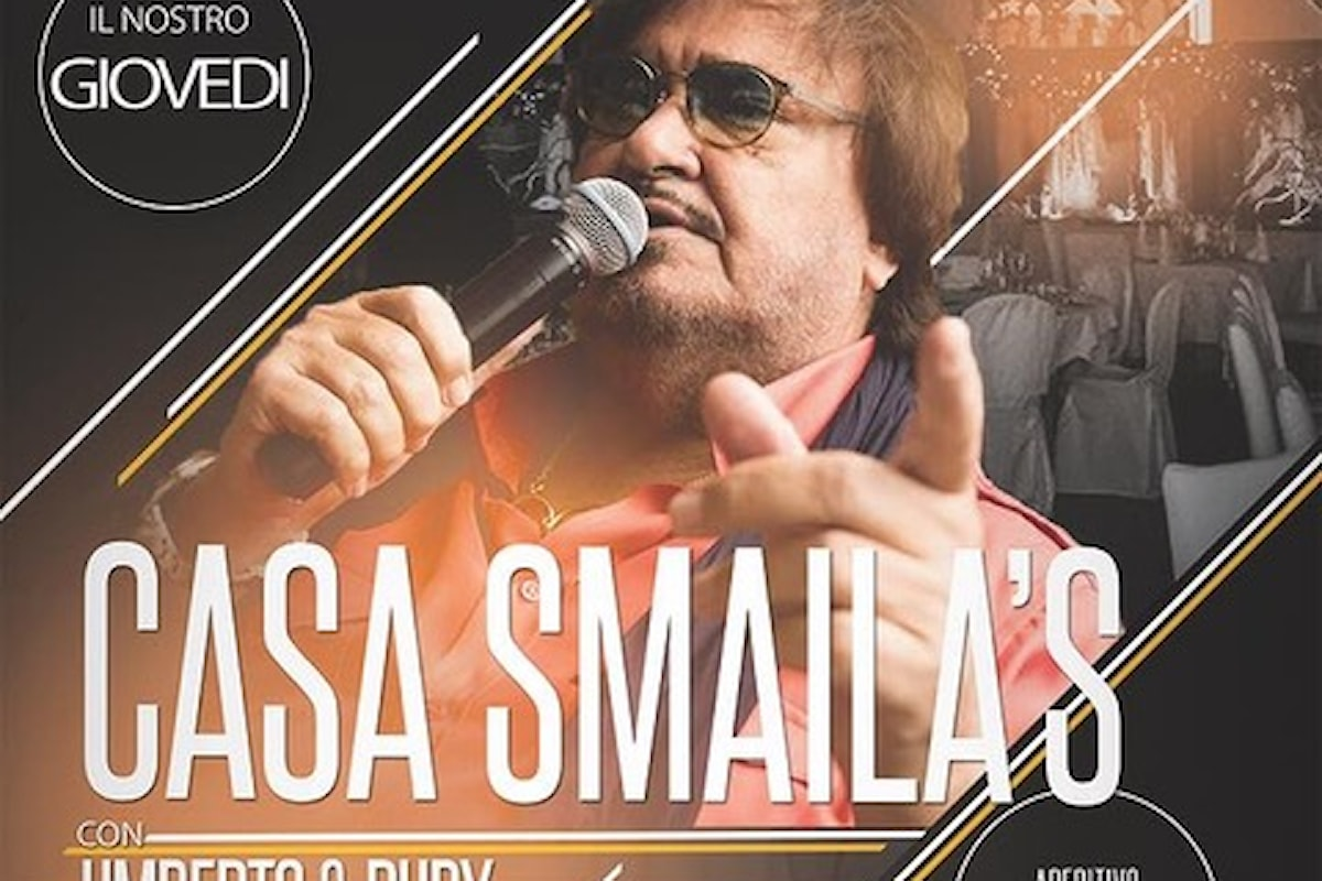 Cost Disco Restaurant Milano: giovedì 11 gennaio 2018 torna Casa Smaila's